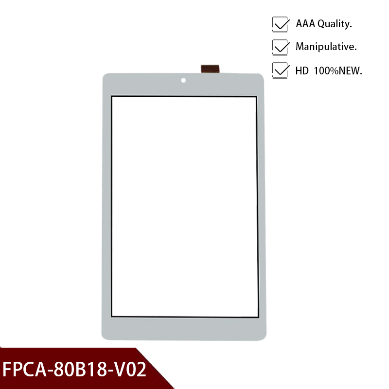 Original For 8'' Inch FPCA-80B18-V02 Teclast P80 PRO Tablet PC Capacitive Touch External Screen Panel Replacement FPCA-80818-V02