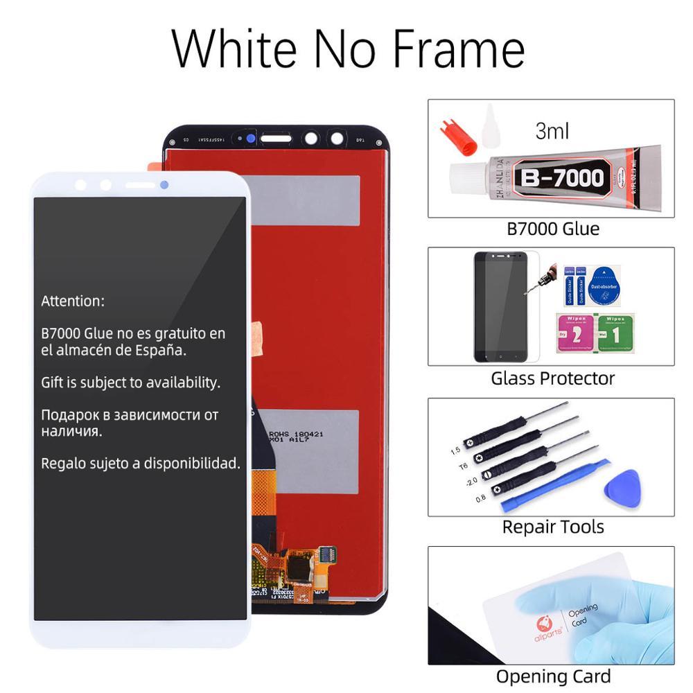 Original Display For Huawei Honor 9 lite LCD Touch Screen For Huawei Honor 9 Lite LCD Display with Frame Digitizer LLD-L31