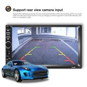 Image 3 - Podofo Android 8.1 2din Car radio GPS Wifi Mirror 2 Din Car Multimedia Player For Volkswagen Nissan Hyundai Kia toyota autoradio