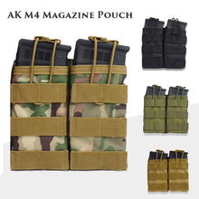 Cartridge-Holder Molle-Pouch Sport-Vest-Accessories Airsoft Paintball Nylon Tactical