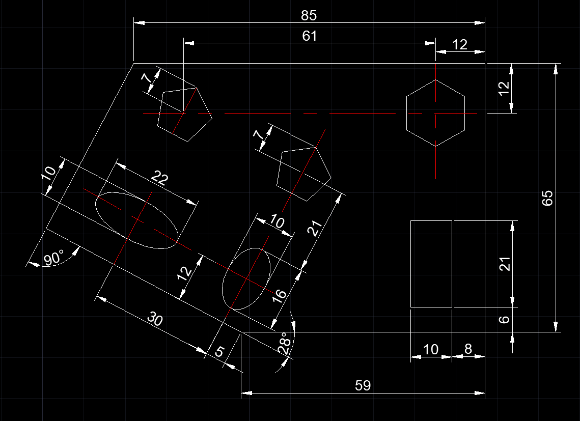 计算机辅助设计-第三章作业1参考插图3