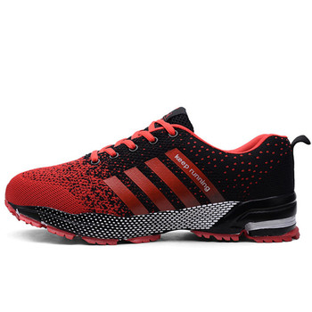 Fashion Men's Shoes Portable Breathable Running Shoes 46 Large Size Sneakers Comfortable Walking Jogging Casual Shoes 48 8