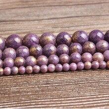 LanLi, модные натуральные ювелирные изделия, modena, золотой цвет, Нефритовый камень, свободные бусины, сделай сам, женский браслет, ожерелье, серьги-гвоздики, аксессуары