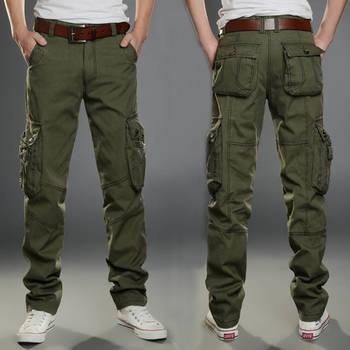 Spodnie dresowe męskie spodnie bojówki męskie spodnie taktyczne spodnie wojskowe mundur wojskowy spodnie Airsoft Paintball walki proste spodnie tanie i dobre opinie HULATG Cargo pants Pełnej długości Mieszkanie REGULAR Poliester 1 - 2 Midweight Twill PATTERN Military Niskie Zipper fly
