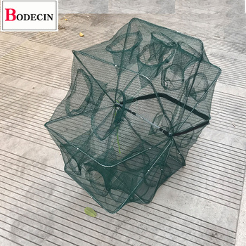 Awesome16 Holes Mesh For Fishing Net/Cage/Tackle Fishing Accessories Brand Name: BODECIN