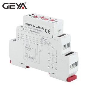 Image 5 - Trasporto Libero GEYA GRV8 04 Tre Mancanza di Fase di Sequenza di Fase Relè di Controllo di Tensione di Fase Sopra Tensione Protezione di Minima Tensione