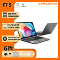 Новейшие ноутбуки Teclast F7S 14,1
