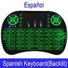 I8-Spanish Keyboard