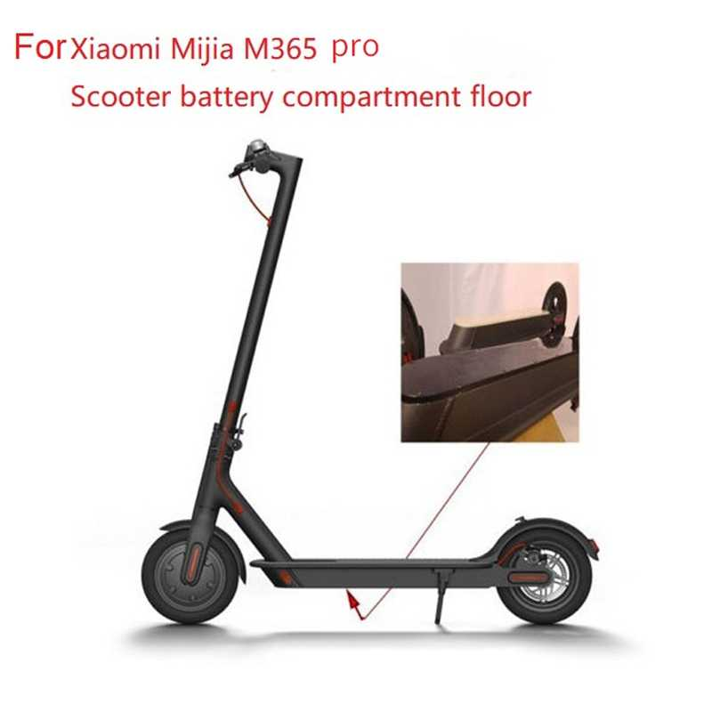 Metal Battery Compartment Bottom Cover Plate fit for Xiaomi Mijia M365 Scooter