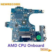 NEWRECORD NB. For For per Gateway NE522 NE52209U scheda madre per Laptop AMD CPU a bordo DDR3 test completo della scheda principale