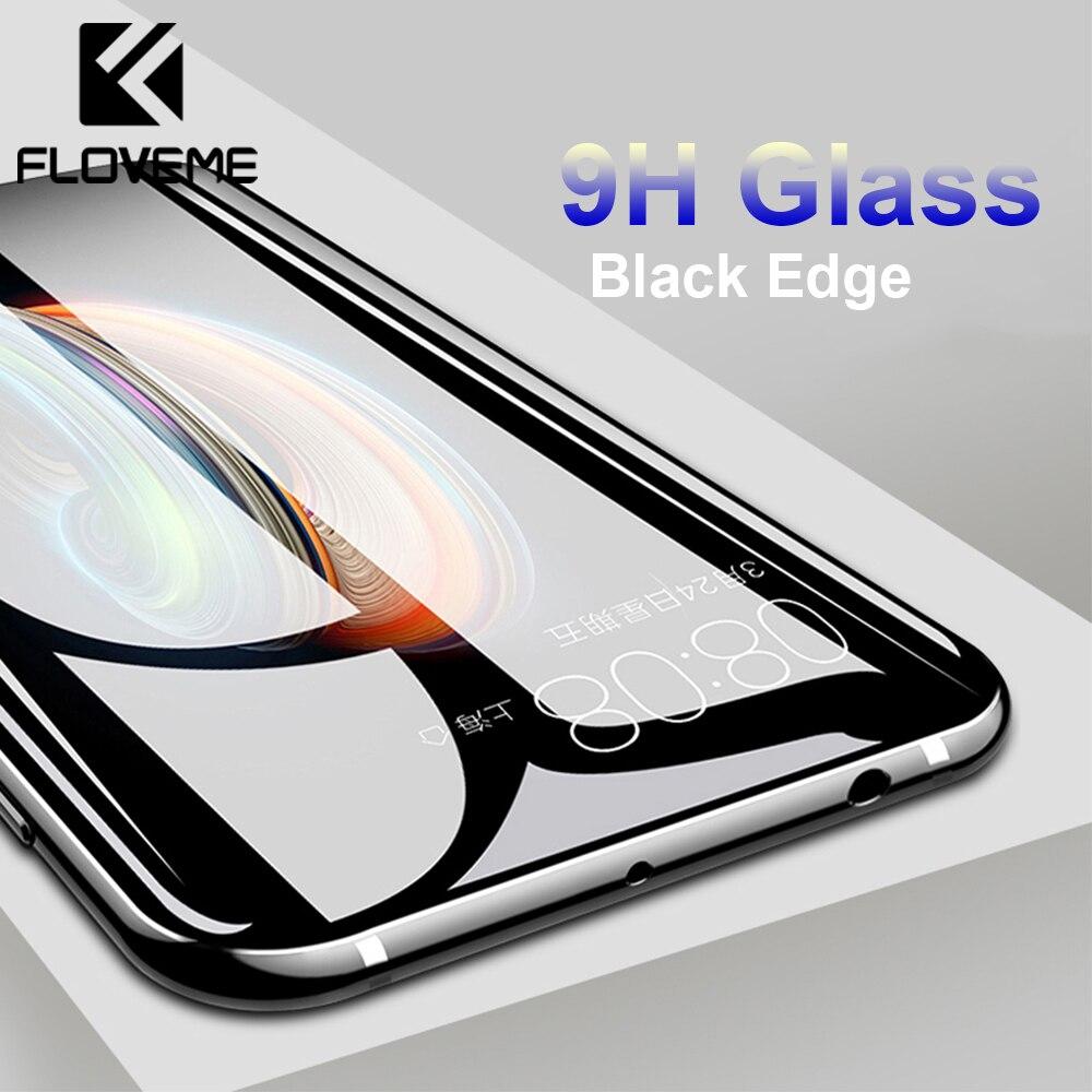 Vidro Temperado Para Huawei Companheiro FLOVEME 10 20 Lite P10 P20 Lite Pro 9H Vidro Protetor De Tela Para Honra 9 10 Lite Película Protetora