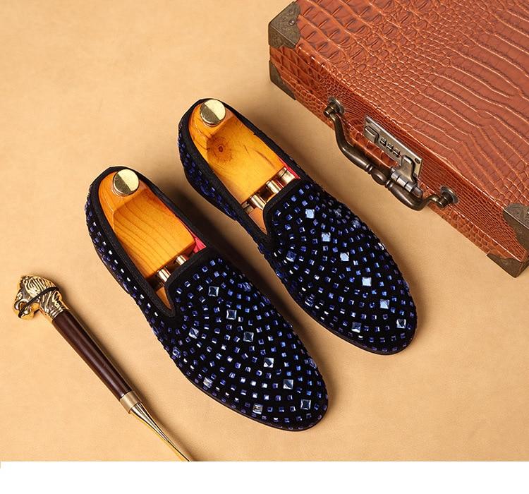 Luxury Italian Style Fashion Formal Shoes
