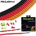 RISK RC303 Горная дорога велосипед соревнования полная защита переключатель переключения передач тормозной кабель масло катетер линия провода...