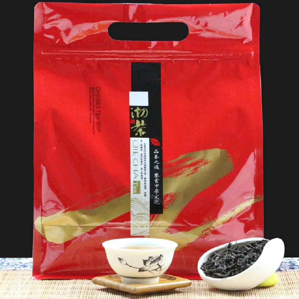 Chinese Zhengshanxiaozhong Zheng Shan Xiao Zhong Black Tea Lapsang Souchong 500g High Quality AAAA Green Food