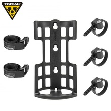Topeak VERSACAGE Bicycle Gear Mount MTB Stuff Holder Cage Mount Cycling Fork Frame Gear Bag Carry Mount Road Bike Bottle Cage cheap TVC01 220g Engineering Grade Polymer 3 kg 22x12x7 cm