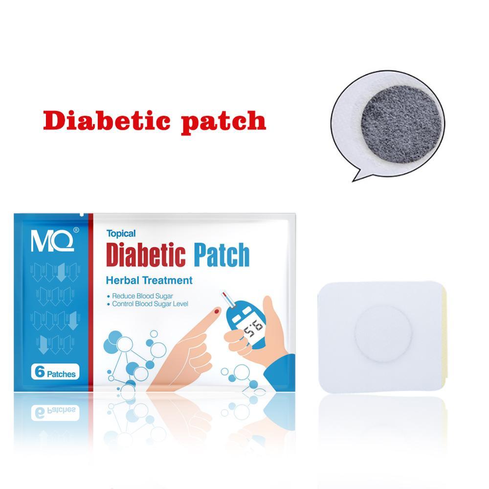 90 шт MQ диабетической патч снизить уровень глюкозы в китайских трав прибор для измерения уровня сахара в крови, нижняя стабилизирует глюкозы...