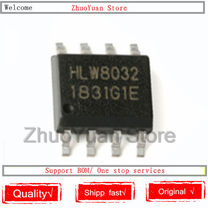 10PCS/lot HLW8032 SOP-8 New Original IC Chip