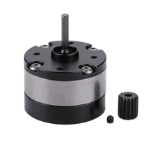 RC Crawler Planetary Gear Reduction Unit Fit for 540 Motor and for Tamiya RC Crawler Truck Parts yn15v00037s004 travel reduction unit sun shaft for kobelco sk200 8