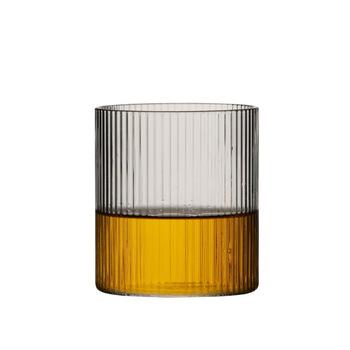 Zaparzacz do herbaty przezroczysty szklany kubek do kawy i herbaty kubek z pokrywką i zaparzaczem do domu i biura kwitnący i luźny liść filiżanka do herbaty prosty tanie i dobre opinie ROUND Szkło Ekologiczne Cup1300aa