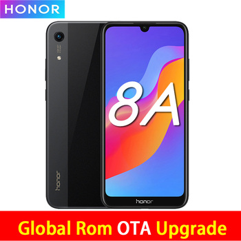 Honor 8A Smartphone 2GB/3GB 32GB/64GB Android 9.0 Octa-core Face ID 6.09'' Fullview 4G LTE Cell Phone