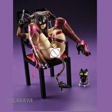 Mới Anime Nhật Bản Ôm Gợi Cảm Bé Gái Mèo Nhân Vật Hành Động Chu Kana Neko Để Isu 1/8 Nhựa PVC 16Cm gợi Cảm Nhật Bản Hình Cô Gái Đồ Chơi Búp Bê