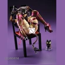 New Japan Anime Embrace 섹시한 고양이 소녀 액션 피규어 Chu kana Neko to Isu 1/8 PVC 16cm 컬렉션 섹시한 일본 소녀 그림 인형 장난감