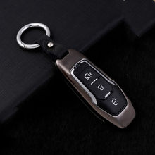 2019 Soft Key Cover Case For Ford Fusion Mondeo Mustang F-150 Explorer Edge 2015 2016 2017 2018 Car Styling Key Protection