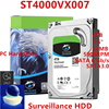 """New HDD For Seagate Brand Skyhawk 4TB 3.5"""" SATA 6 Gb/s 64MB 5900RPM For Internal Hard Disk For Surveillance HDD For ST4000VX007 1"""