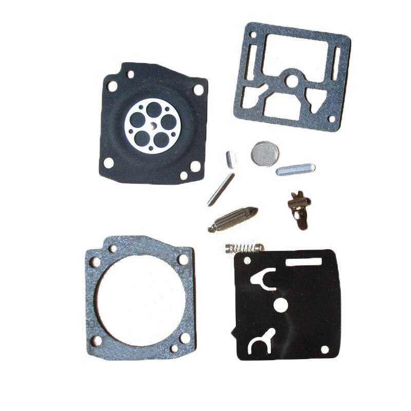Carburetor Carb Repair Kit  For HUSQVARNA 340 345 346 350 351 353 Chainsaw Parts Diaphragm Gasket Needle Carburetors