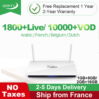 Leelbox tv stick caja de tv android 8 1 4k tv box android 8,1 2gb RAM 16gb  RK3229 Quad Core wifi