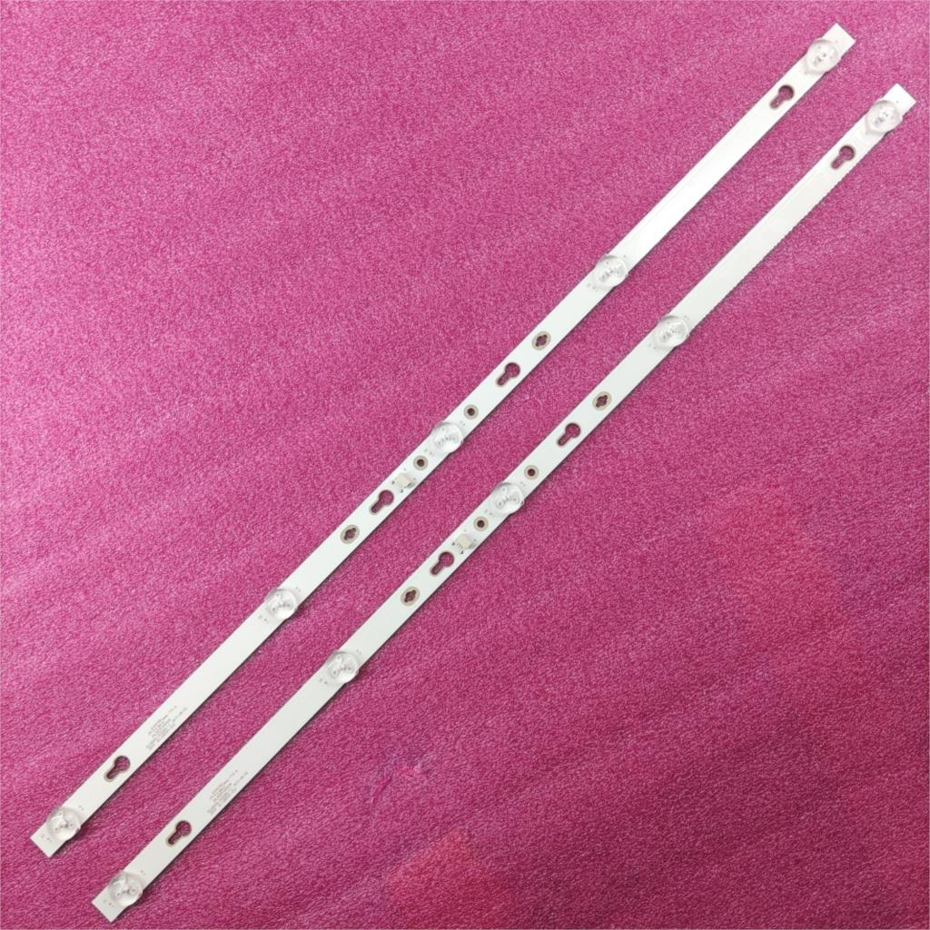 Motivated Led Backlight Strip 5 Lamp For Tcl 32'' Tv 32f6b Tcl32d05-zc22ag-12 5s1p 4c-lb320t-zc3 Tc320m04 L32m5-az