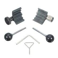 Универсальный набор инструментов для дизельных двигателей, 6 шт., набор инструментов для VW, AUDI, T10050, T10100
