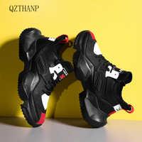 2019 marque de mode hommes chaussures décontractées confortable hommes chaussures de plein air baskets hommes loisirs plat Chaussure Homme Sport chaussures