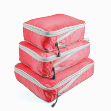 Travel Storage Bag Set For Clothes Tidy Organizer Wardrobe Suitcase Pouch Travel Organizer Bag Case Shoes Packing Cube Bag