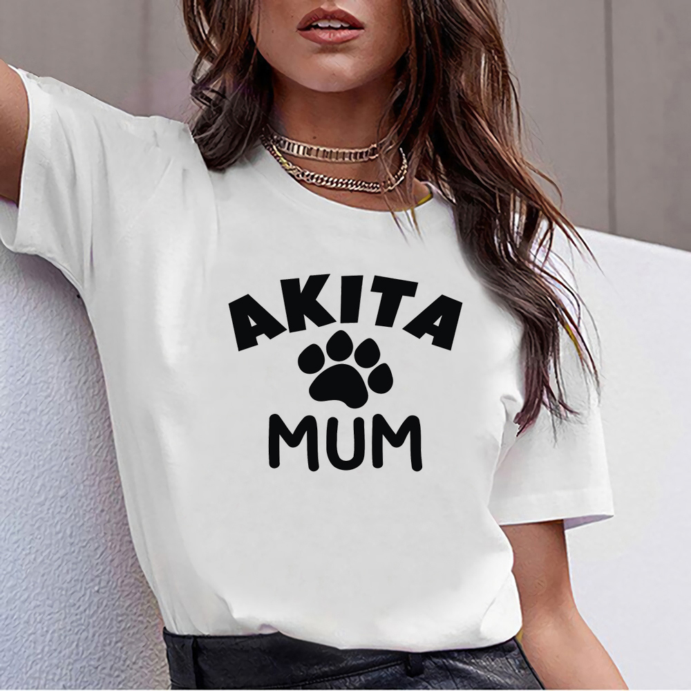 Wife Mum Boss Cotton T-Shirt Black or White Loose or Fitted Slogan