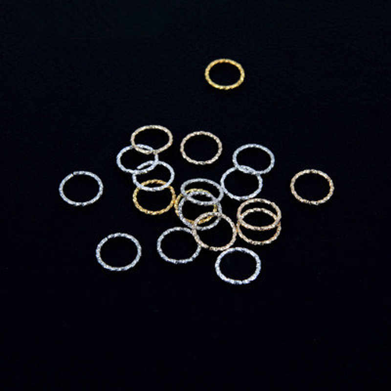 10 pcs-20 pcs Golden/Zilver 1.5*15mm Haar Vlecht Dreadlock Kralen Manchetten Ringen Buis Accessoires hoop Circle Ca. 12mm Binnenste Gat
