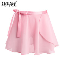 Bowknot Girls Skirts Basic Classic Chiffon Mini Skirt Spring