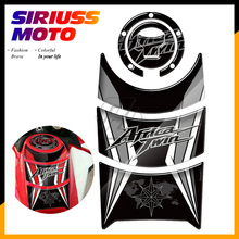 3D Resin Motorcycle Tank Pad Protector Case for Honda Africa Twin 2016 2019