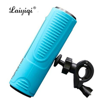 Laiyiqi hot fashion Waterproof Bluetooth Speaker cycling Portable boom box Radio FM caixa de som portatil altavoz ducha ch3 dia