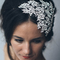 Diadema de cristal coroa para noiva, acessórios de noiva para cabelo, diadema coroas