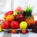 Künstliche Apple Gefälschte Obst Hause Dekoration Simulation Orange Ornament Handwerk Lebensmittel Fotografie requisiten Neue