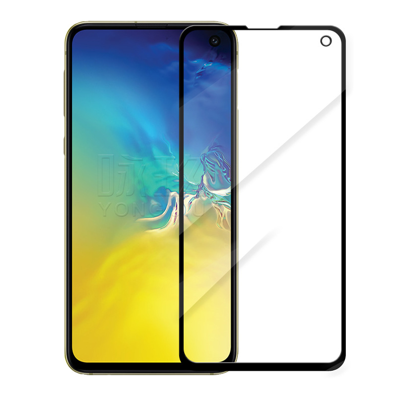 2PCS S10E Glass Cover For <font><b>Samsung</b></font> Galaxy S10E Tempered glass Screen Protector Cover On S <font><b>10E</b></font> image