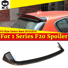 F20 Roof Rear Trunk Spoiler Wing Carbon Fiber AC-Style For BMW 1 Series 118i 120i 128i Window 2012-in