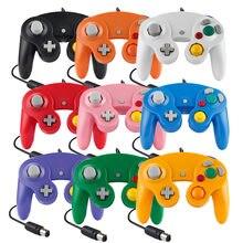 Wired Gamepad für Nintend NGC GC für Gamecube Controller für Wii Wiiu Gamecube Joystick Joypad Spiel Zubehör