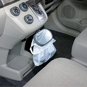 Image 3 - אשפה תיק מסגרת רכב פנים אביזרי עבור בנות רכב אשפה יכול קישוט תליון לוח מחוונים קישוט
