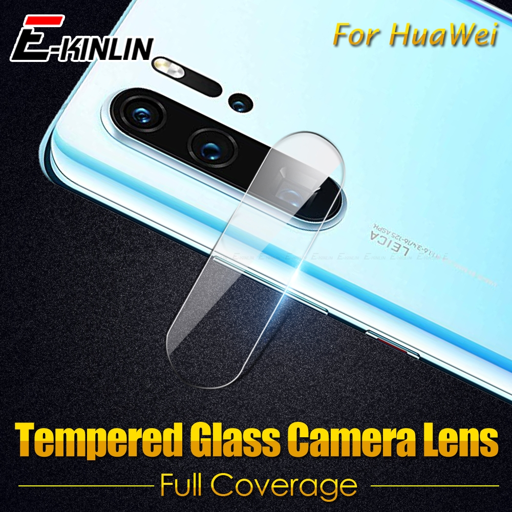 Clear Back Camera Lens Tempered Glass For HuaWei Honor View Mate 30 20 X 5G 10 P30 P20 Pro P40 Lite XL 8X Screen Protector Film(China)