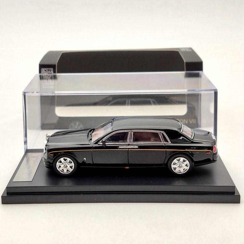 1:64 Rolls-Royce Phantom VII Black Diecast Models Limited Edition Collection