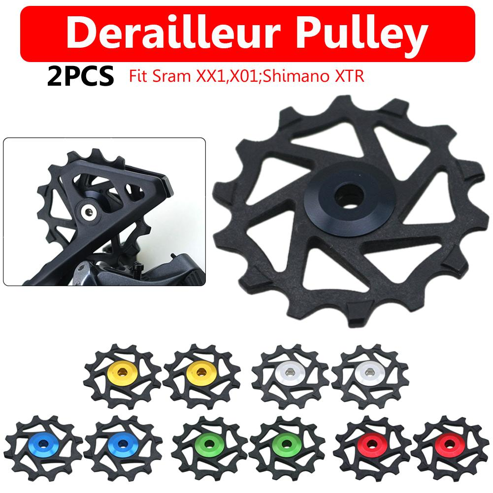 12T+14T Ceramic Derailleur Pulley Jockey For Shimano ULTEGRA R8000 R8050