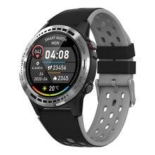 M7スマートウォッチ2020スマートウォッチgps男性のためのbluetooth通話コンパスバロメーター高度アウトドアスポーツ女性スマート腕時計男性