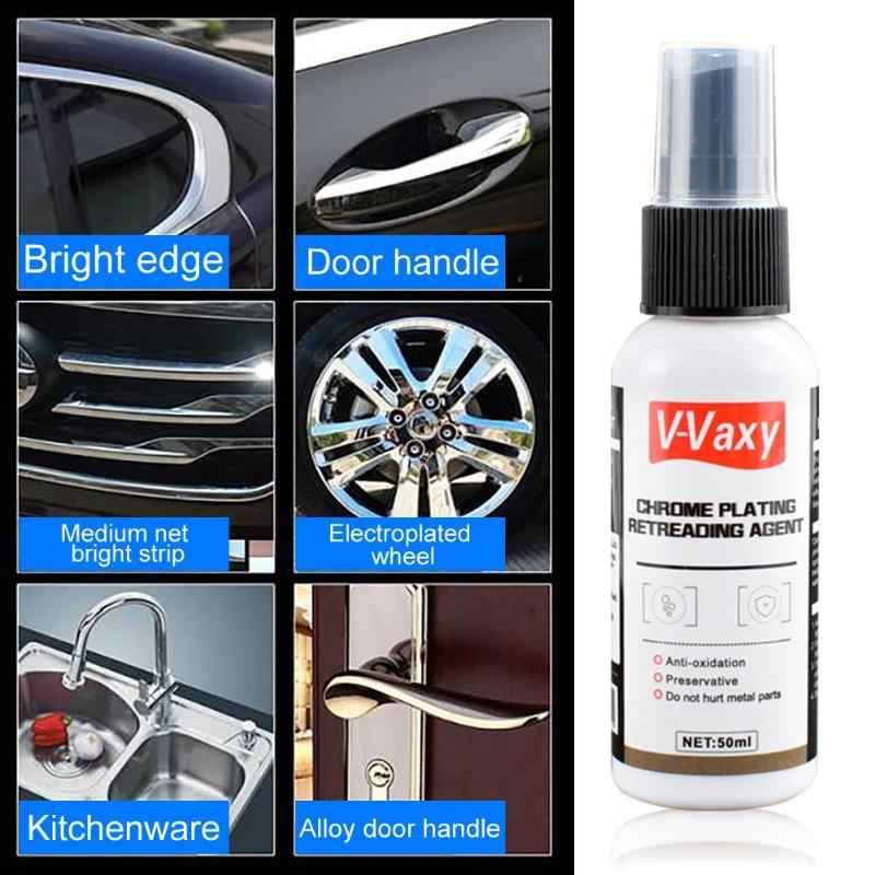 50 ミリリットル V Vaxy 車の塗装鉄粉除去クリーナーホイールハブ錆洗浄剤コンパクトでポータブルキャリー便利な